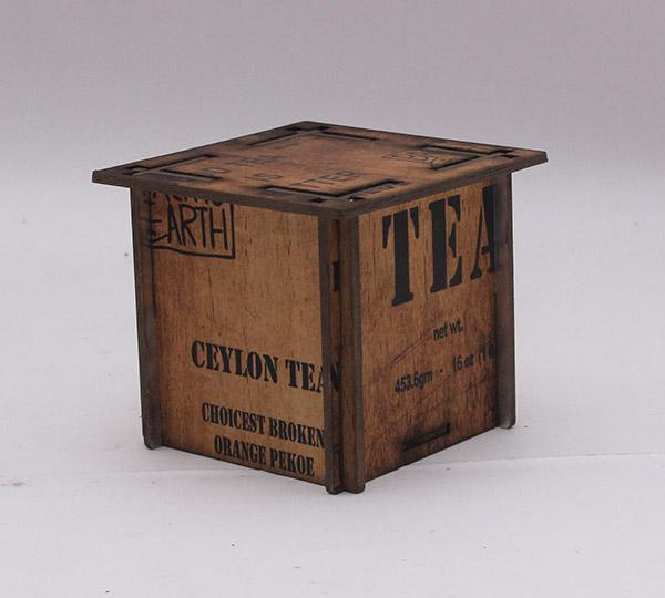Stationery with Tea