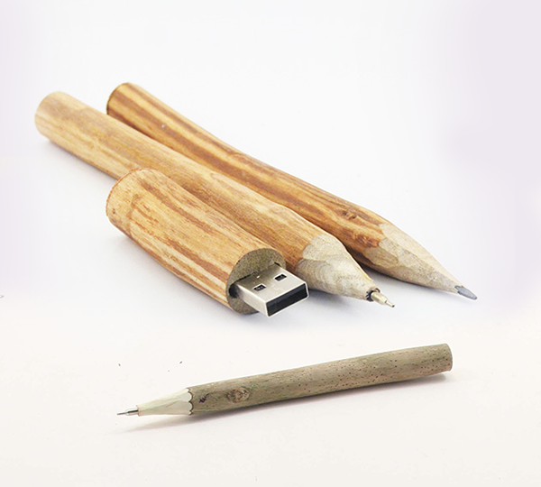 Pens, Pencils and USB Drives (Pen drives )